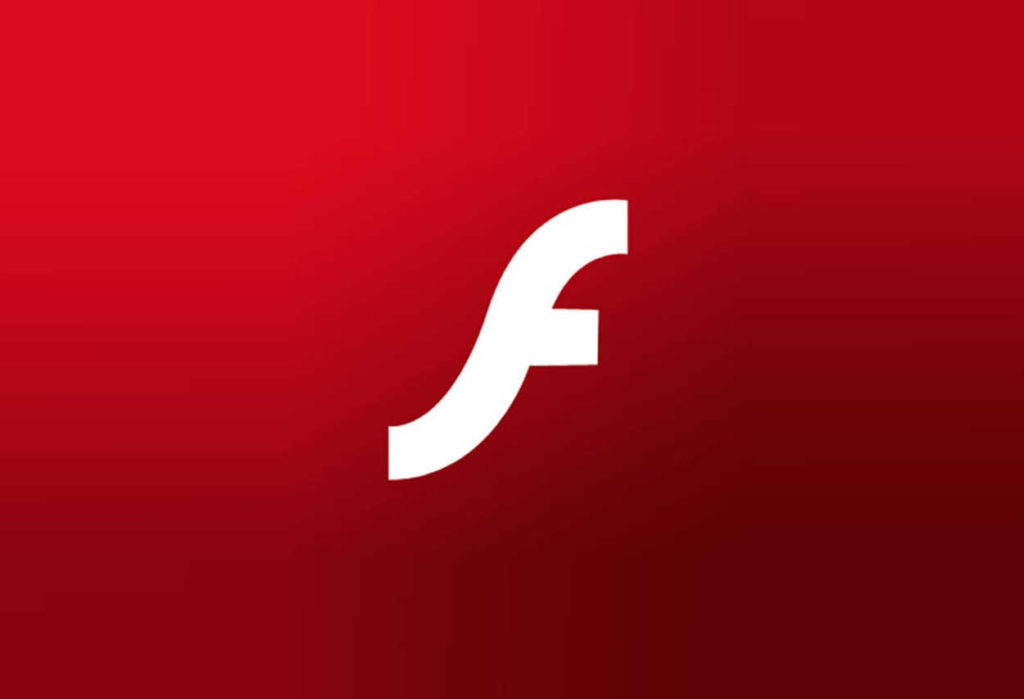 Clap de fin Adobe Flash - Bleu Singulier