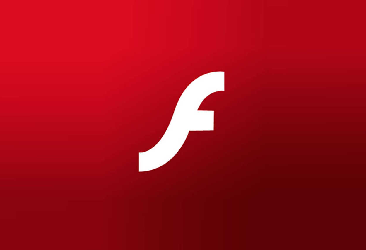 Clap de fin Adobe Flash - Bleu Singulier