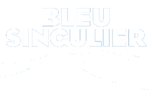 Bleu Singulier - Logo